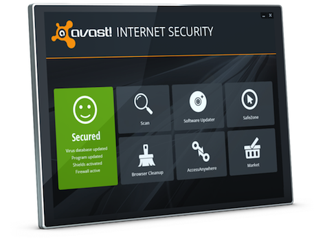 Avast! Internet Security 2014 - 10 lic.